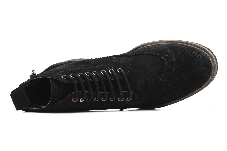 Bottines et boots Gioseppo Aneto Noir vue gauche