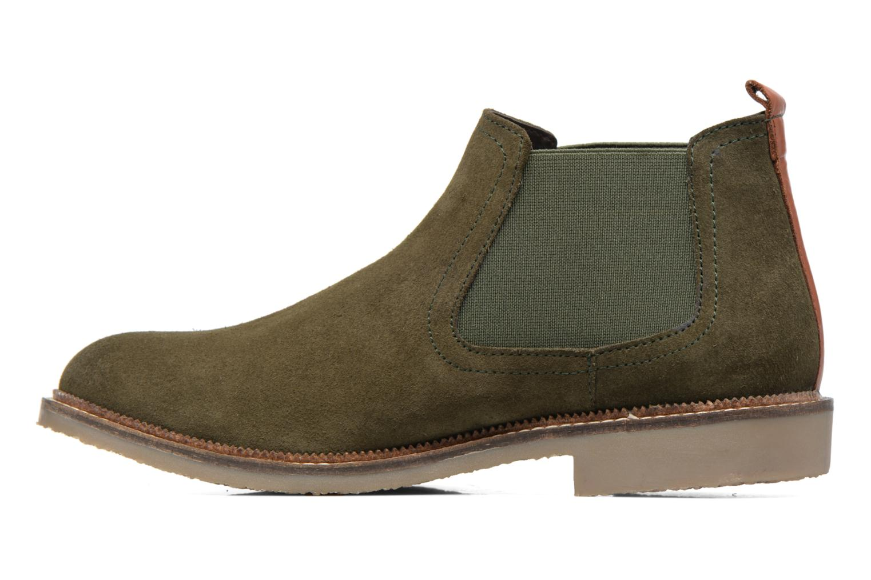 Bottines et boots Gioseppo Erebus Vert vue face