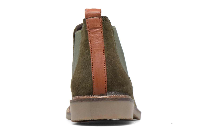 Bottines et boots Gioseppo Erebus Vert vue droite
