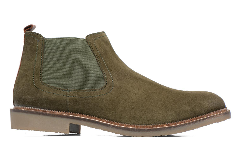 Bottines et boots Gioseppo Erebus Vert vue derrière