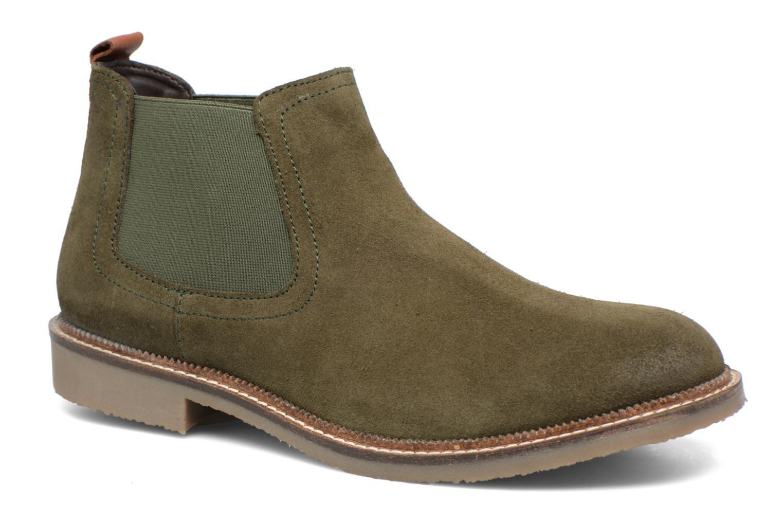 Bottines et boots Gioseppo Erebus Vert vue détail/paire