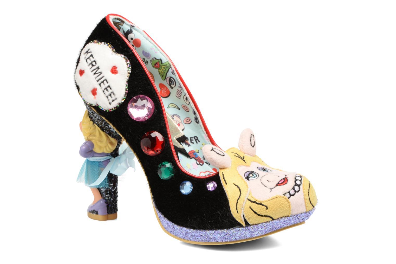 Grandes descuentos últimos zapatos Irregular choice Supercouple (Negro) - Zapatos de tacón Descuento