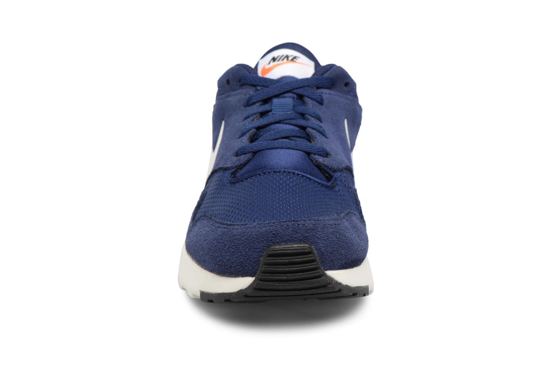 Baskets Nike Nike Vibenna (Gs) Bleu vue portées chaussures
