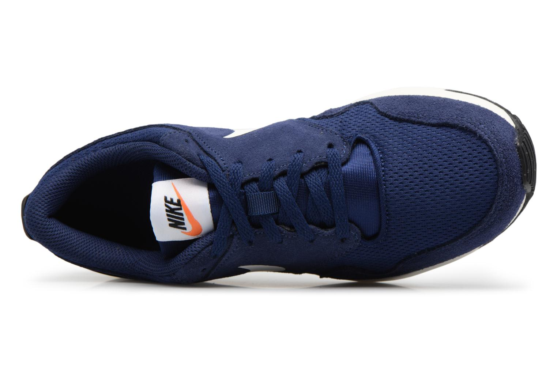 Baskets Nike Nike Vibenna (Gs) Bleu vue gauche