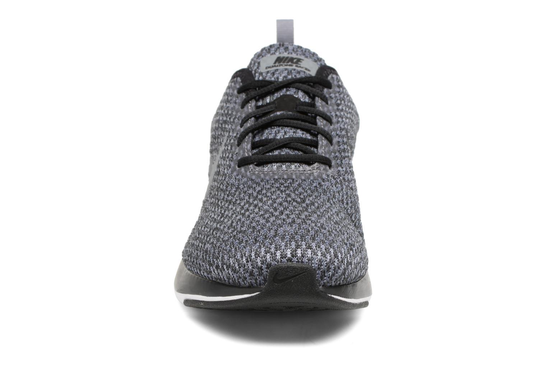 Baskets Nike Dualtone Racer Se (Gs) Noir vue portées chaussures