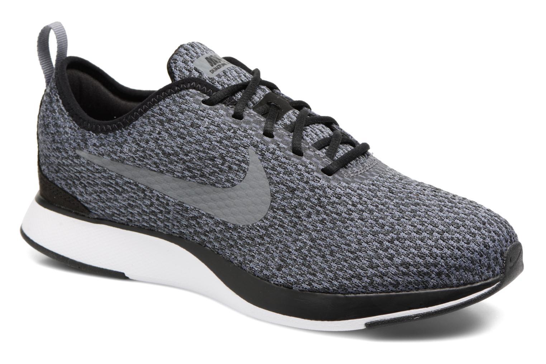 Baskets Nike Dualtone Racer Se (Gs) Noir vue détail/paire