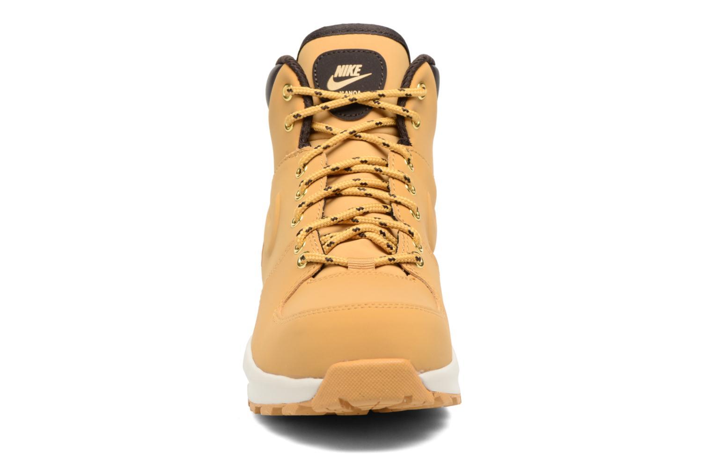 Bottines et boots Nike Nike Manoa (Gs) Marron vue portées chaussures