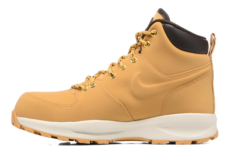 Bottines et boots Nike Nike Manoa (Gs) Marron vue face