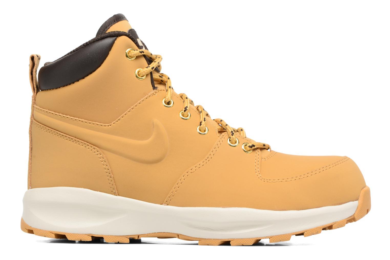 Bottines et boots Nike Nike Manoa (Gs) Marron vue derrière