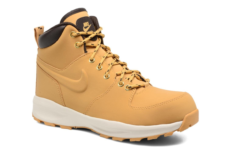 Bottines et boots Nike Nike Manoa (Gs) Marron vue détail/paire