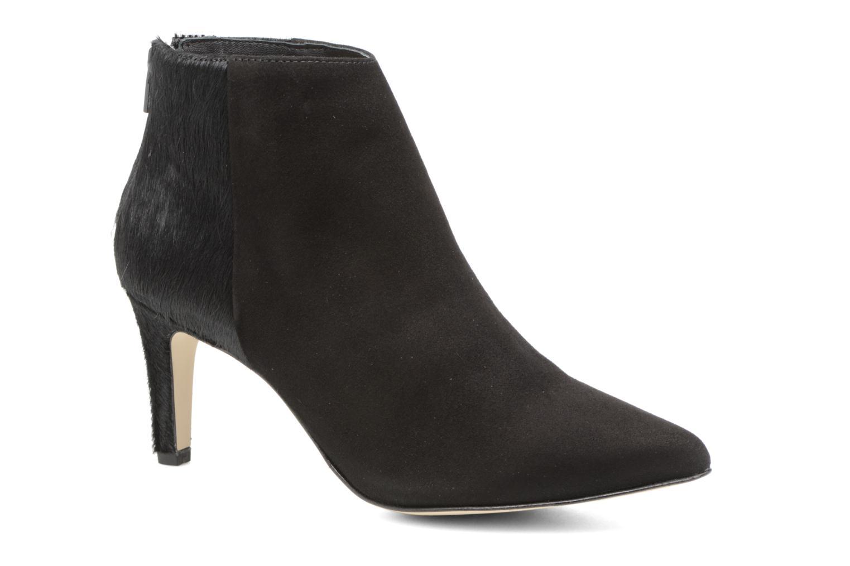 Bottines et boots Georgia Rose Girafe Noir vue détail/paire