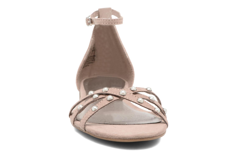 Sandales et nu-pieds Tamaris Imi Beige vue portées chaussures