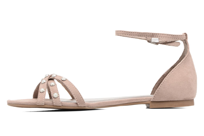 Sandales et nu-pieds Tamaris Imi Beige vue face