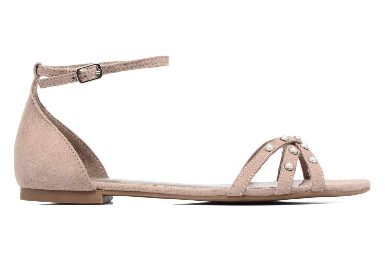 Sandales et nu-pieds Tamaris Imi Beige vue derrière
