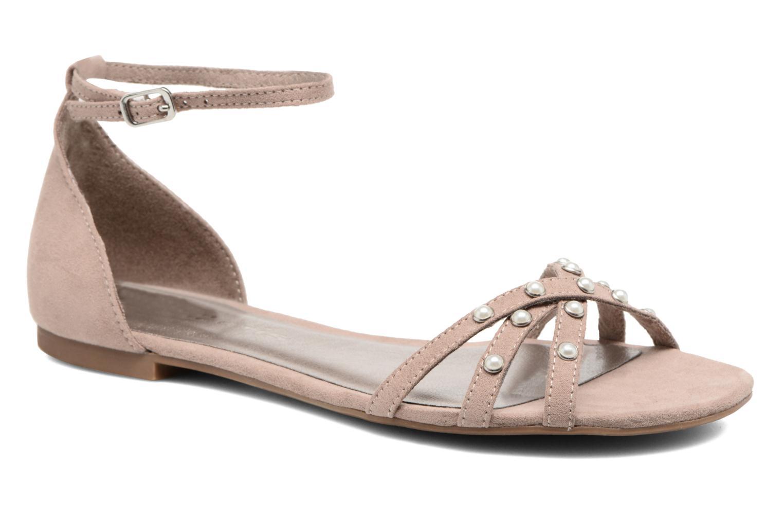 Sandales et nu-pieds Tamaris Imi Beige vue détail/paire