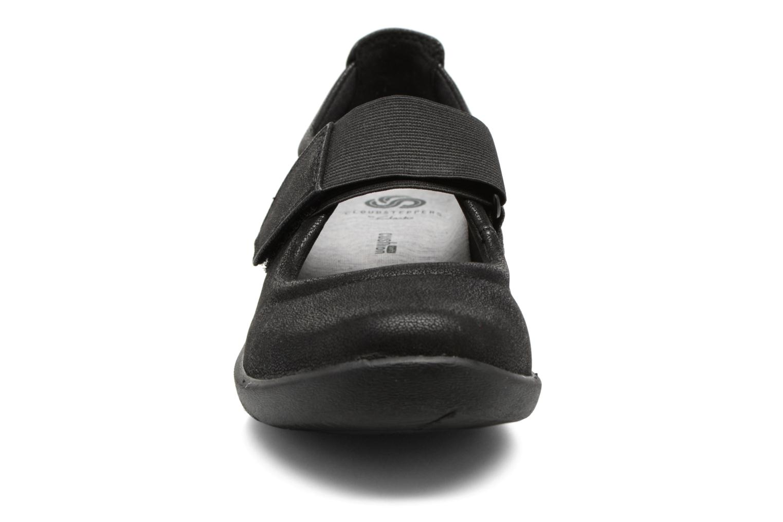 Ballet pumps Clarks Sillian Cala Black model view