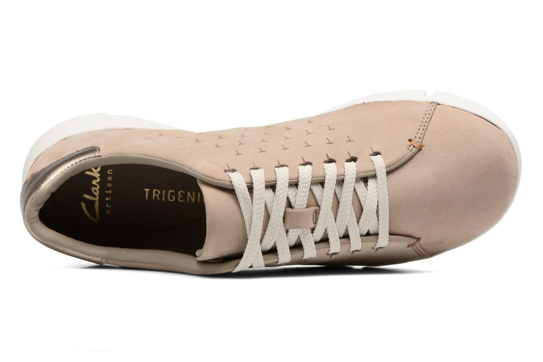 Sneakers Clarks Tri Abby Beige links