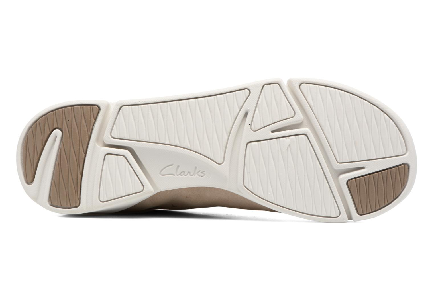 Sneakers Clarks Tri Abby Beige boven