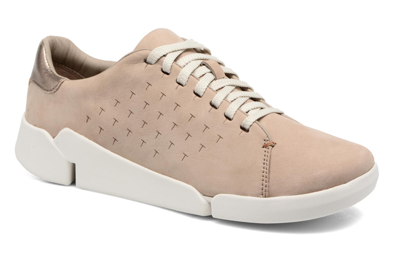 Sneakers Clarks Tri Abby Beige detail