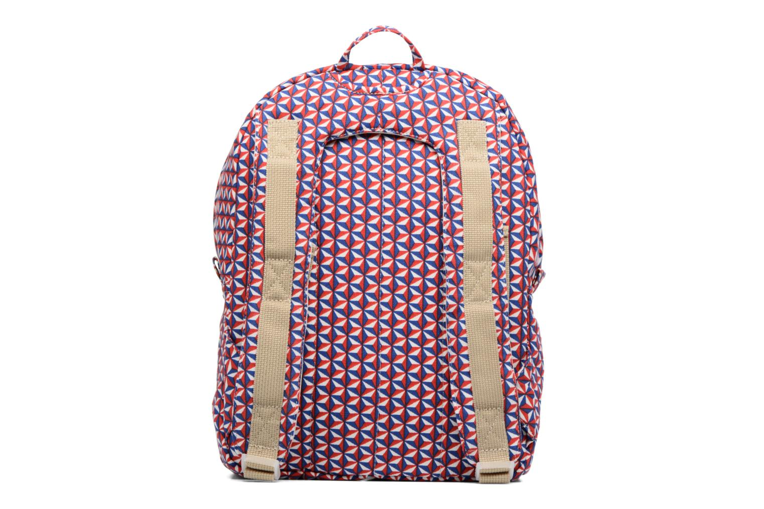 Scolaire Bakker Made With Love Bintang Backpack Grand Rouge vue face