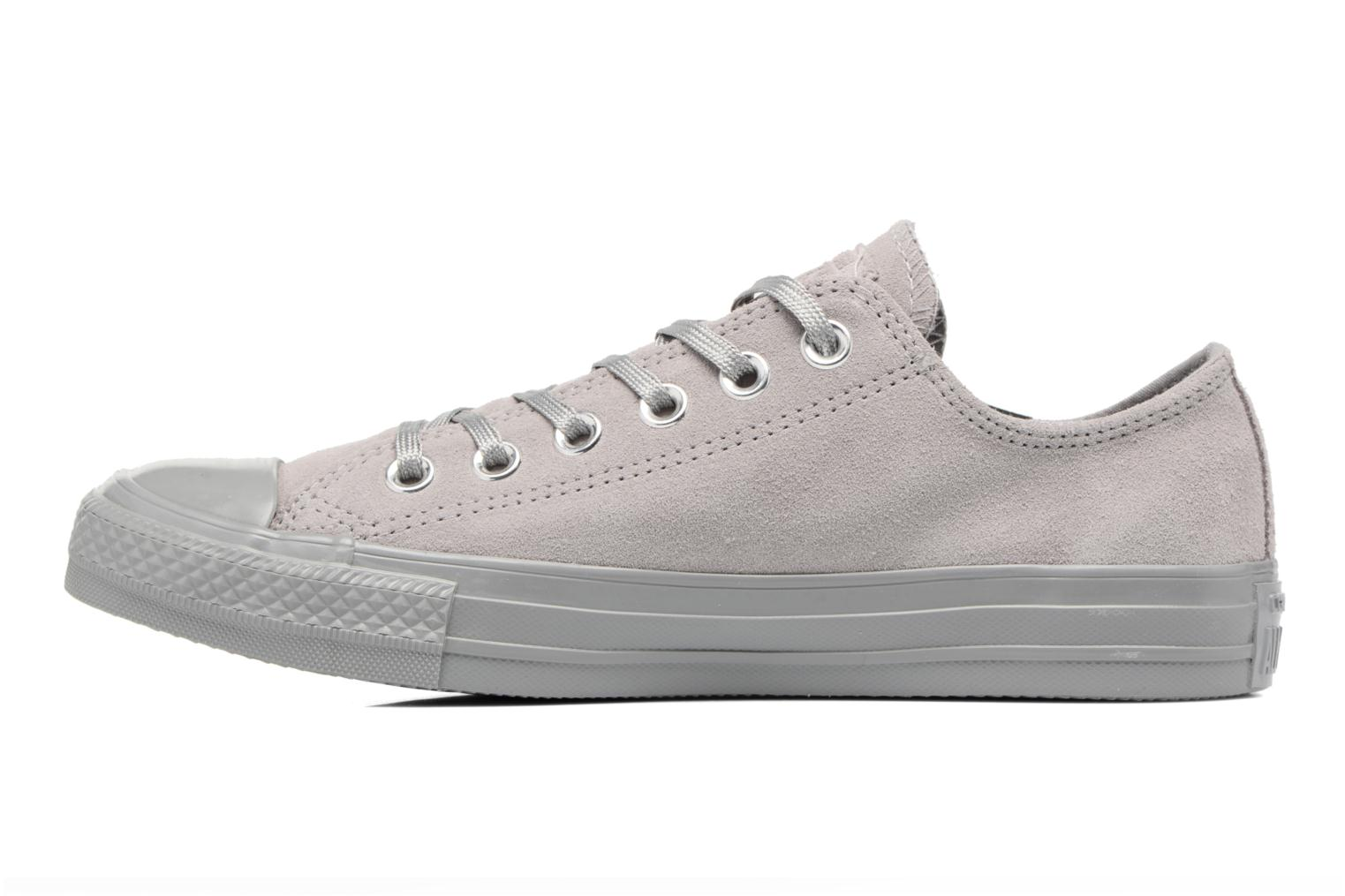 Chuck Taylor All Star Mono Plush Suede Ox Dolphin/Dolphin/Dolphin