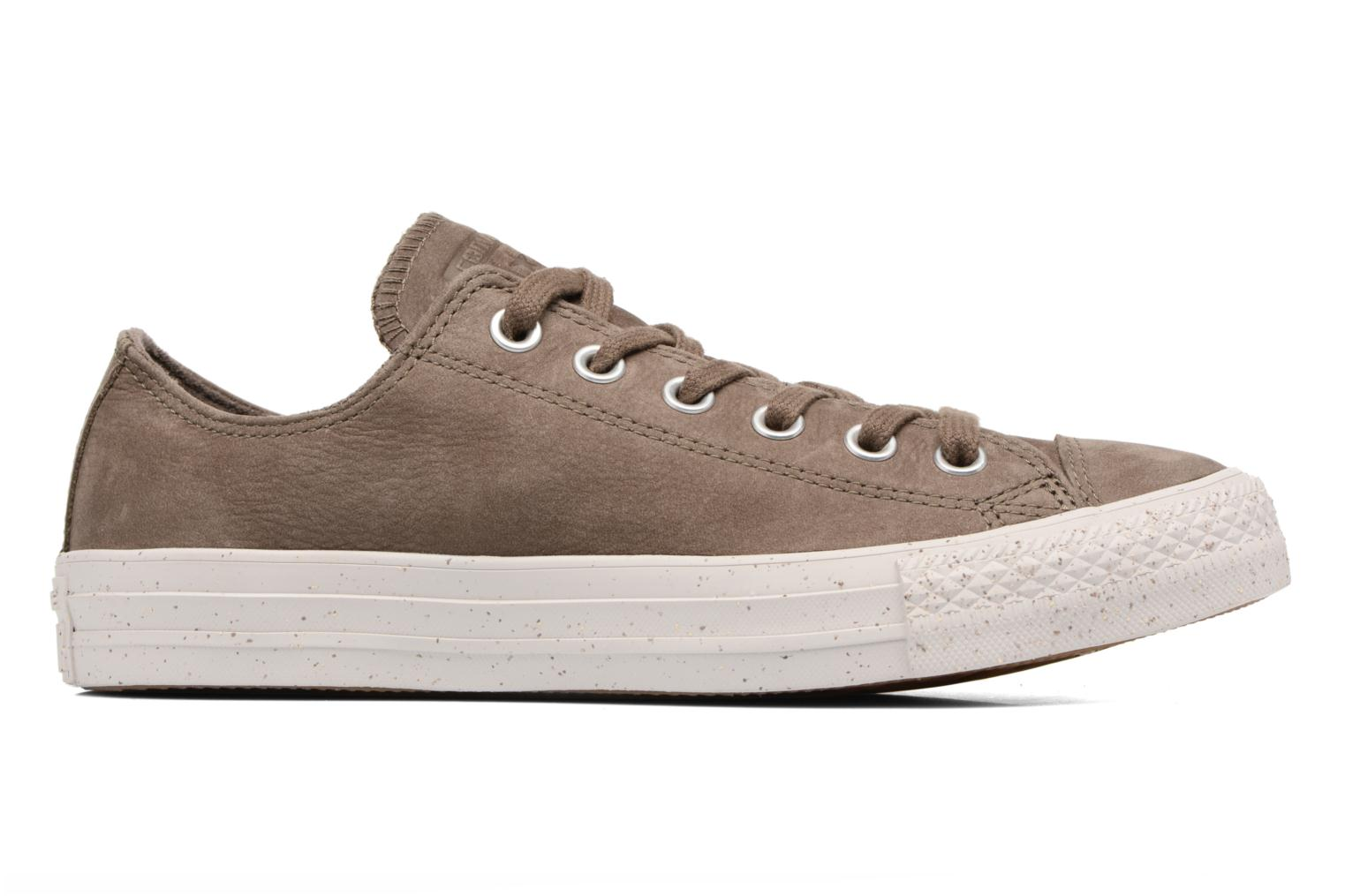 Chuck Taylor All Star Nubuck Ox W Engine Smoke/Malted/Pale Putty