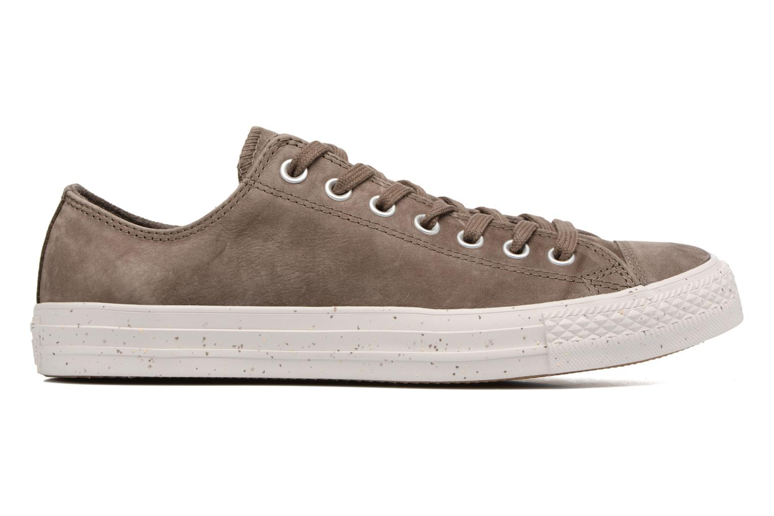 Chuck Taylor All Star Nubuck Ox M Engine Smoke/Malted/Pale Putty