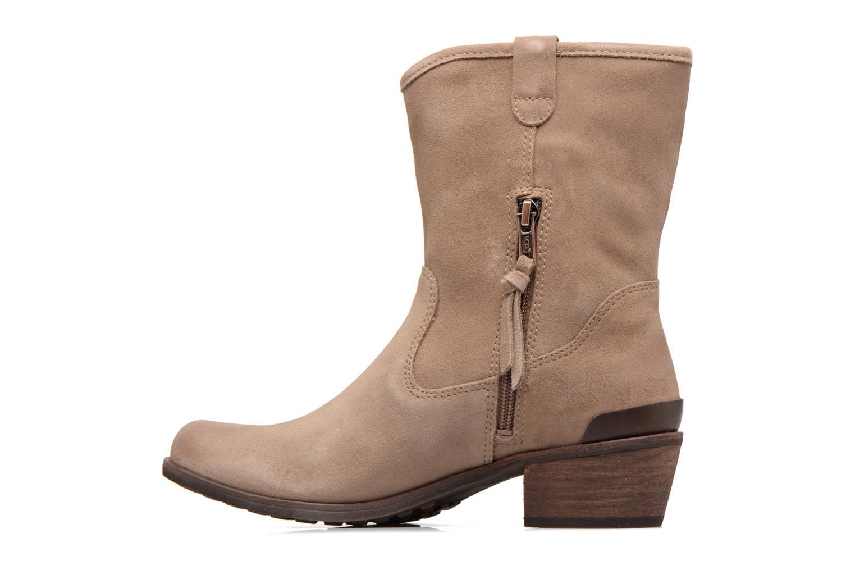 Boots en enkellaarsjes UGG Briar Beige voorkant