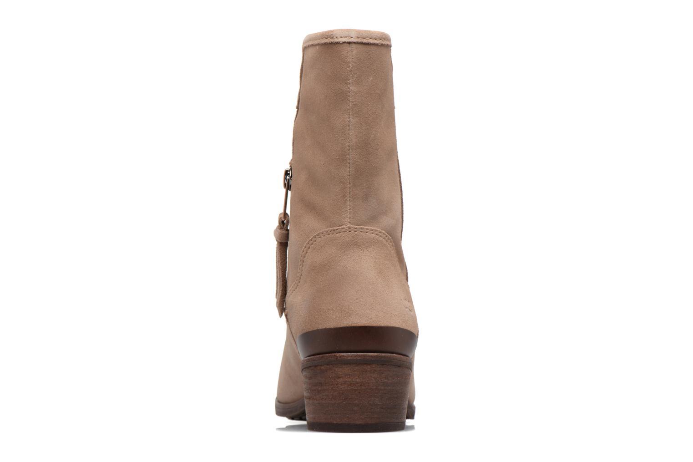 Boots UGG Briar Beige Bild från höger sidan