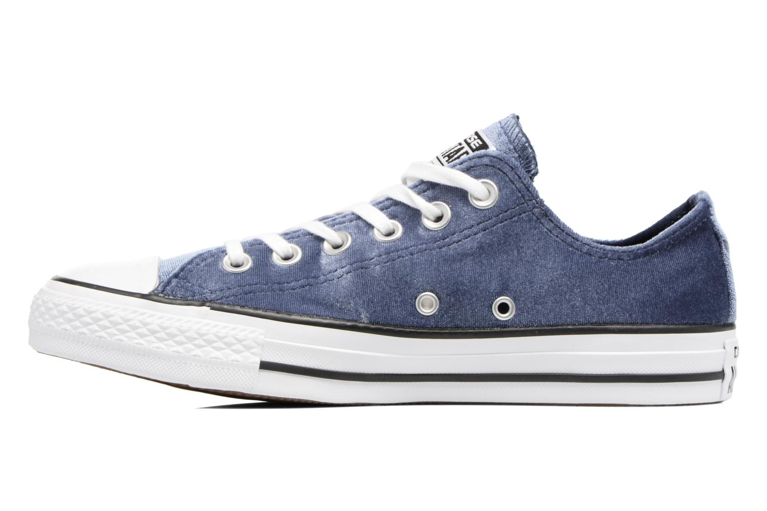 Chuck Taylor All Star Velvet Ox Midnight Navy/White/White