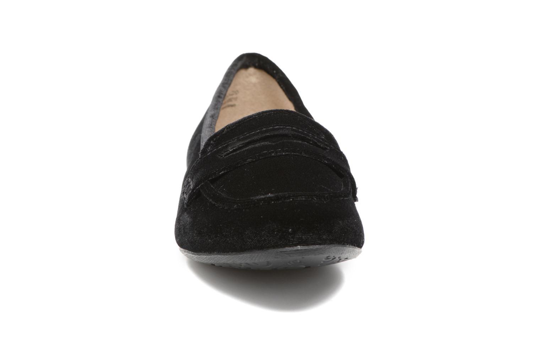 Mocassins S.Oliver Athena Noir vue portées chaussures
