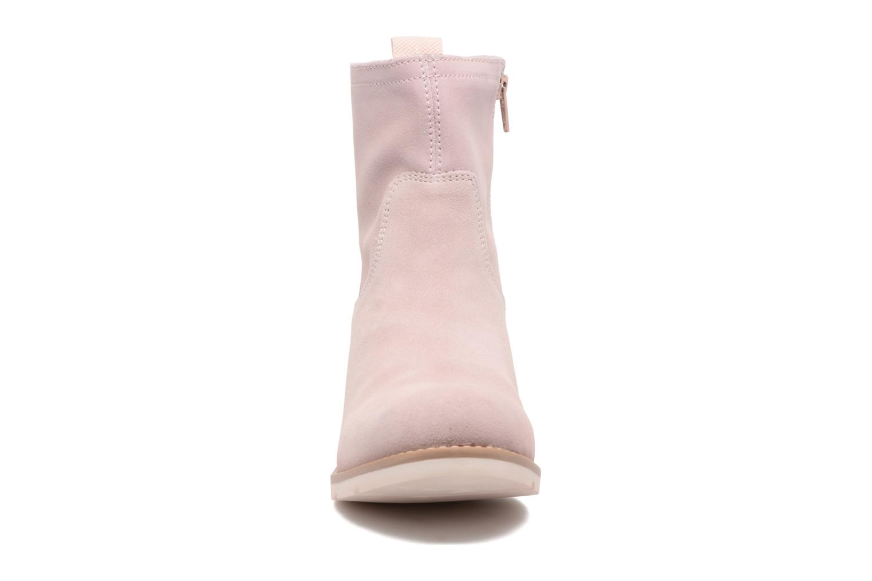 Boots en enkellaarsjes S.Oliver Mika Roze model