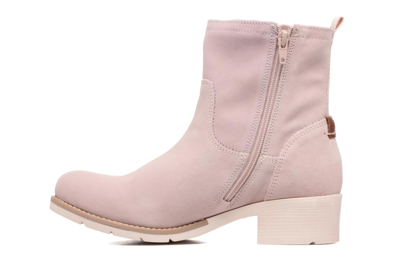 Boots en enkellaarsjes S.Oliver Mika Roze voorkant