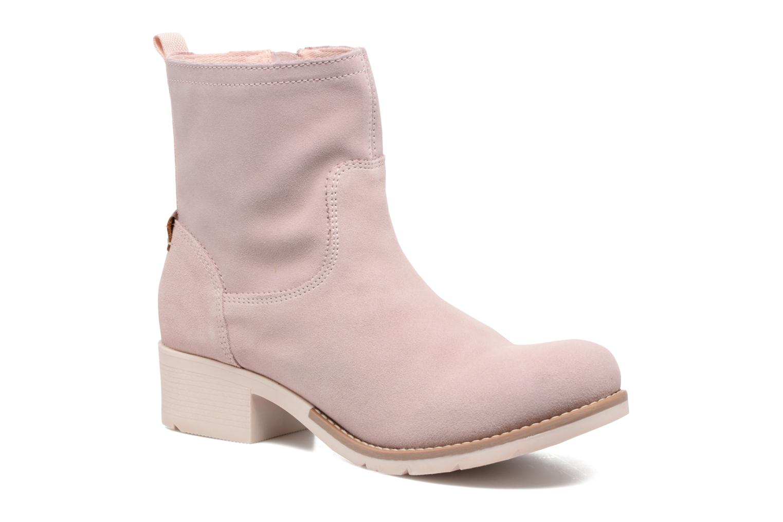 S.Oliver Mika (Rose) - Bottines et boots chez Sarenza (310859)