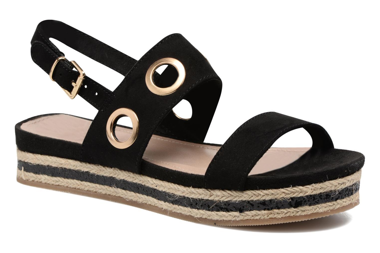 Zapatos promocionales S.Oliver Rocky (Negro) - Sandalias   Venta de liquidación de temporada