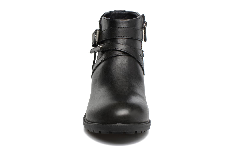 Bottines et boots Refresh Rosan Noir vue portées chaussures