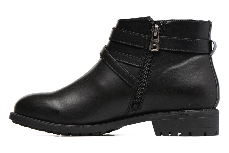 Bottines et boots Refresh Rosan Noir vue face