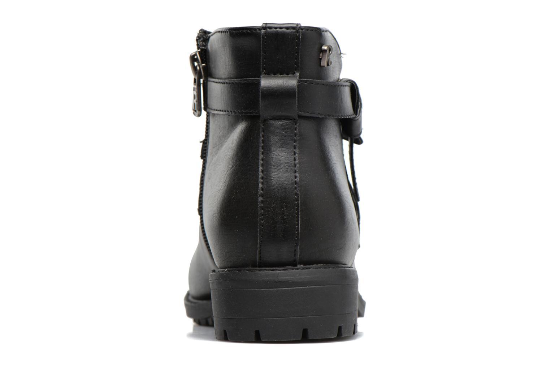 Bottines et boots Refresh Rosan Noir vue droite