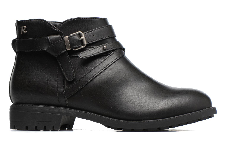 Bottines et boots Refresh Rosan Noir vue derrière
