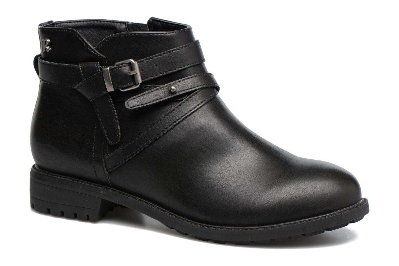 Bottines et boots Refresh Rosan Noir vue détail/paire