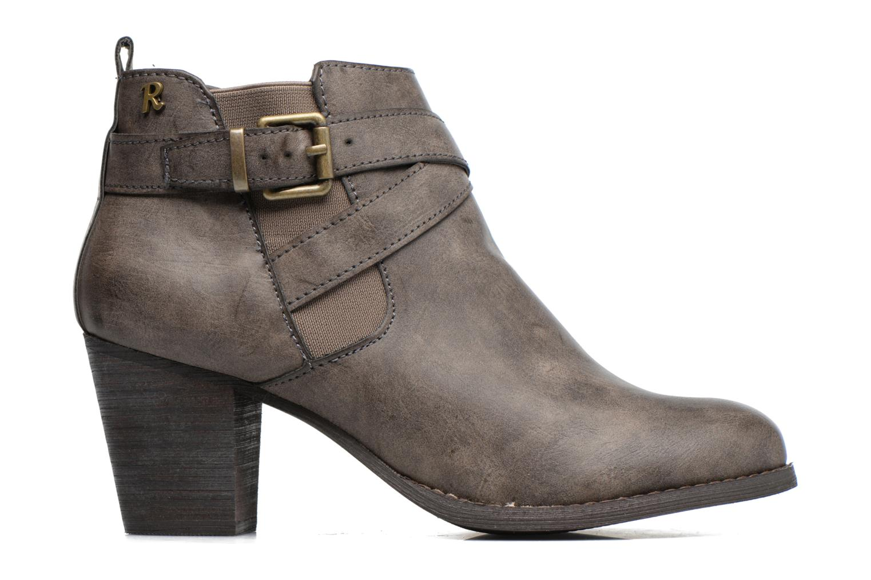 Bottines et boots Refresh Grisan Gris vue derrière