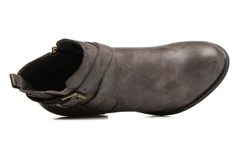 Bottines et boots Refresh Grisan Gris vue gauche