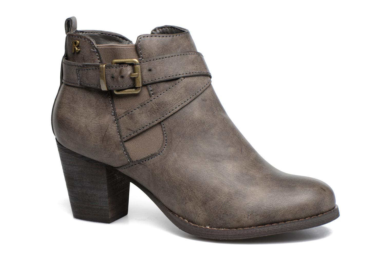 Bottines et boots Refresh Grisan Gris vue détail/paire