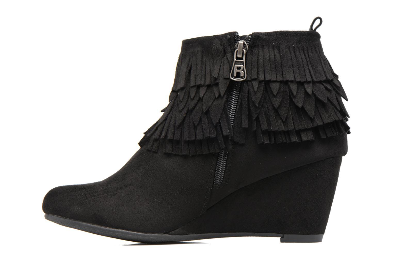 Bottines et boots Refresh Candy Noir vue face