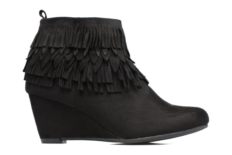 Bottines et boots Refresh Candy Noir vue derrière
