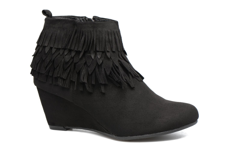 Bottines et boots Refresh Candy Noir vue détail/paire