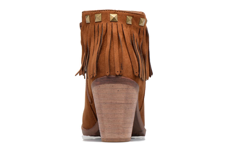 Bottines et boots Refresh Talin Marron vue droite