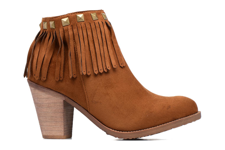 Bottines et boots Refresh Talin Marron vue derrière
