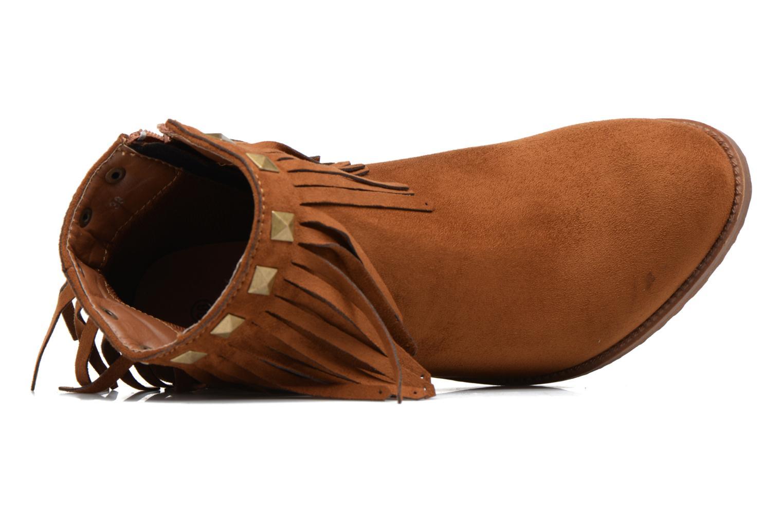 Bottines et boots Refresh Talin Marron vue gauche