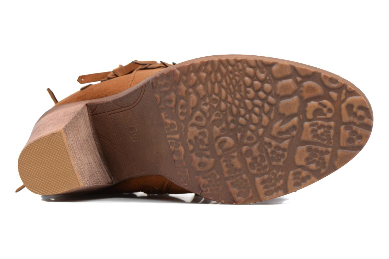Bottines et boots Refresh Talin Marron vue haut